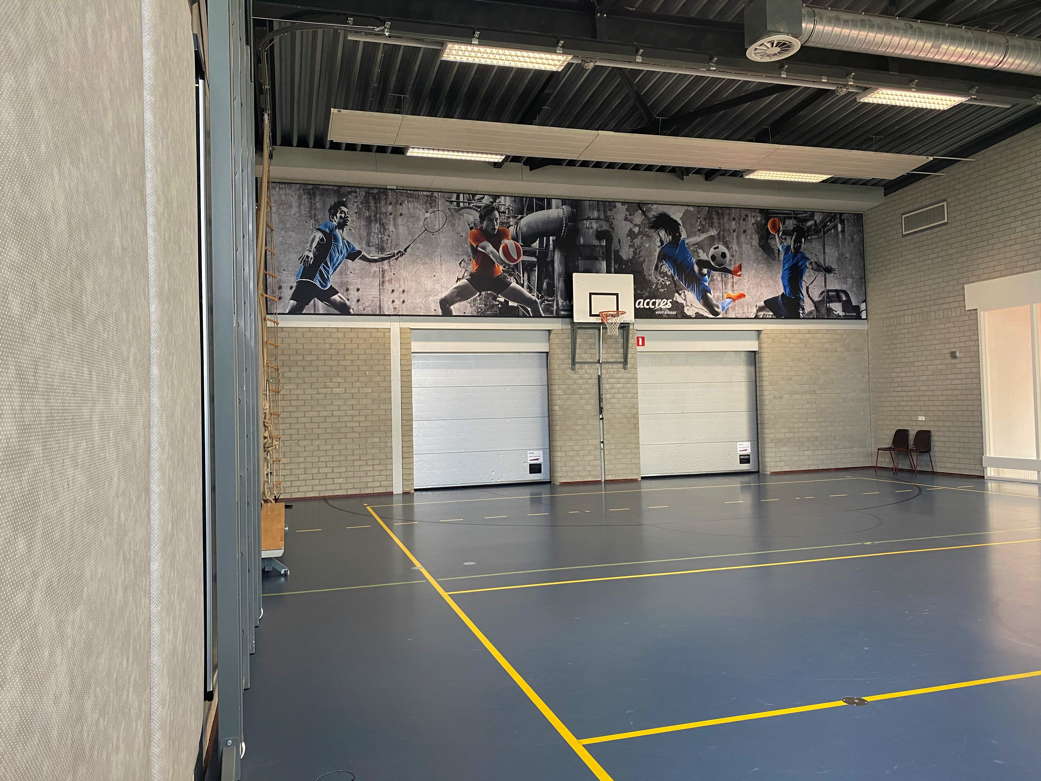 Gymzaal Zonnewende TIG